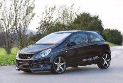 Обзор Автомобиля Opel Corsa