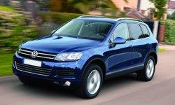 Обзор Автомобиля Volkswagen Touareg 2010