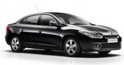 Обзор Автомобиля седана Renault Fluence