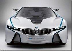 Обзор Автомобиля BMW Vision Efficient Dynamics