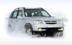 Обзор Автомобиля Chevrolet Niva