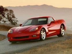 Обзор Автомобиля Chevrolet Corvette