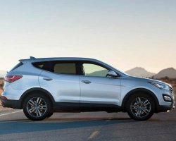 Новый и безопасный Hyundai Santa Fe