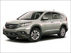 Новый кроссовер четвертого поколения Honda CR–V (ч.II)